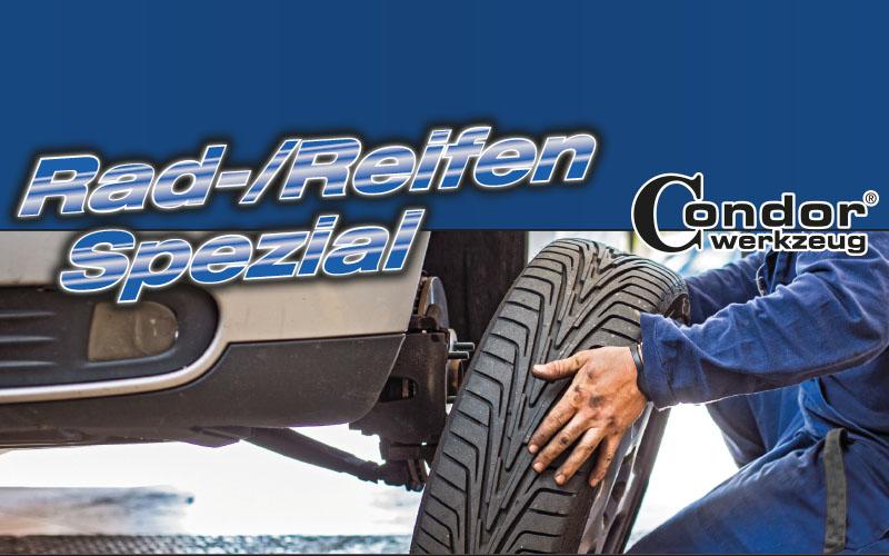 Condor Rad-/Reifen Spezial